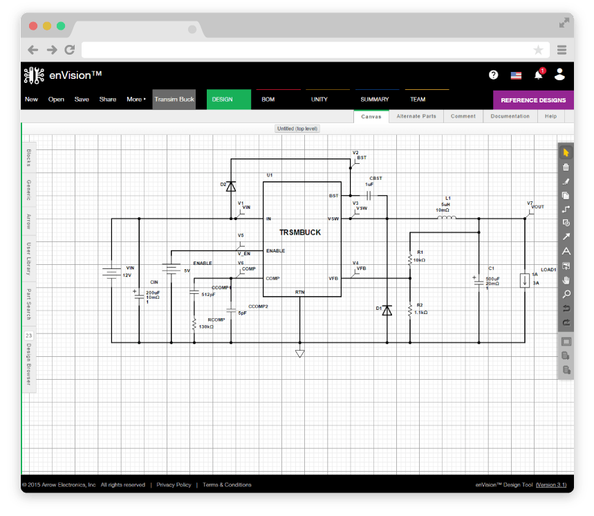 Transim - Schematic Capture on digital electronics, logic synthesis, electronic design automation, schematic editor,